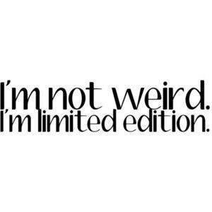 For my sister...the one that has a rare disease just like me! ;) Love ...
