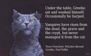 Discworld Quote by Terry Pratchett, Witches Abroad. Artist Paul Kidby ...