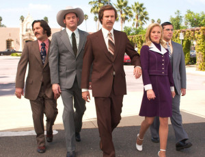 Back to article: Anchorman quotes: 20 best one-liners from Will ...