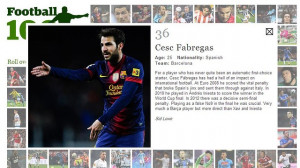 """Barça dominate """"The Guardian's"""" top players poll"""