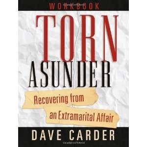 From an Extramarital Affair [Paperback]: Dave Carder M.A.: Books