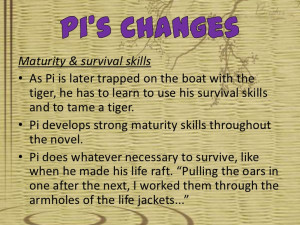 Life Of Pi Survival Quotes: Life Of Pi Final,Quotes
