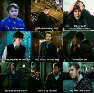 Neville Longbottom taught me much