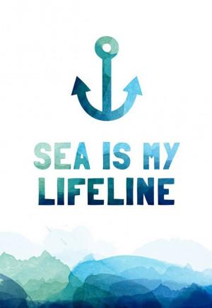 anchor, quote, quotes, sea, lifeline