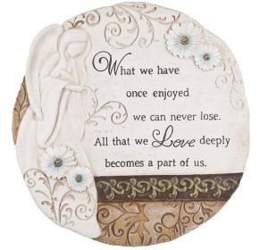 Helen Keller Quote Sympathy Stone