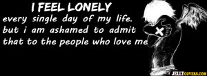 ... to pinterest labels facebook cover photos for lonely people lonely