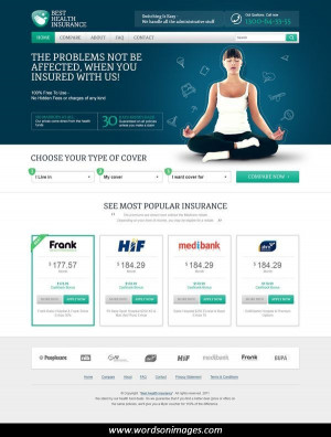 Best health insurance quote