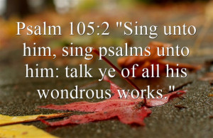 Top 7 Bible Verses About Music