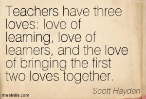 Teaching And Learning Quotes Teaching and learning quotes