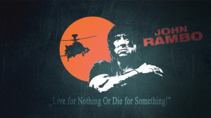 ... quotes sylvester stallone rambo john rambo action mov High Resolution