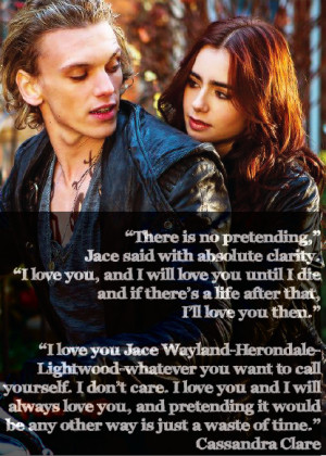 City of Bones Quotes