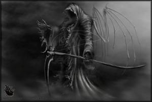 回复:图片素材--骷髅死神类