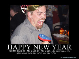 Funny New Year Wallpaper, Fun-Filled New Year Pictures