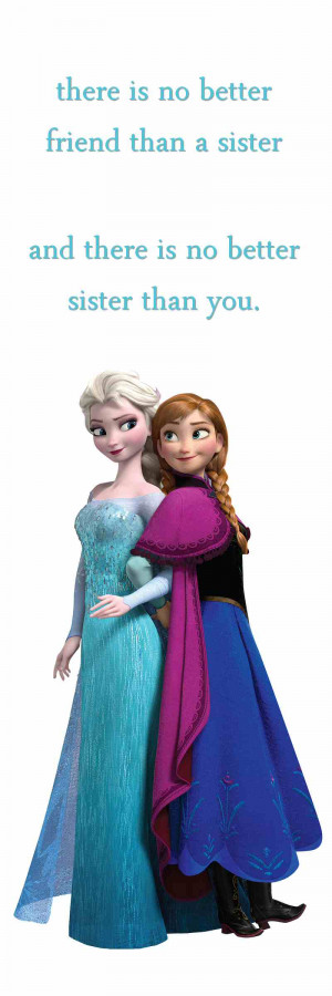 Frozen Anna Poster Credited