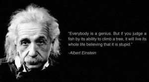 40 Brainy Albert Einstein Quotes