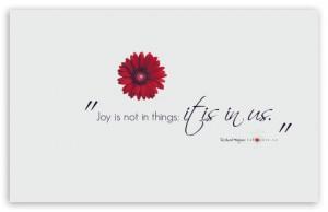 Richard Wagner Joy Quote HD wallpaper for Standard 4:3 5:4 Fullscreen ...
