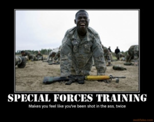 Us Army Special Forces Motivational Quotes