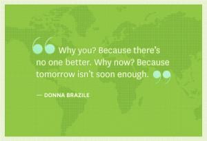 Donna Brazile quote