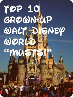 Visit the best restaurants in Walt Disney World by park: