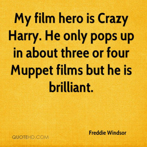 Freddie Windsor Quotes