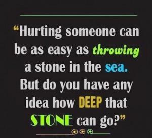 Please don't hurt me . . .