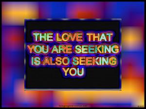 LOVE photo quote-love-seeking-black-psychodelic-pop-art-frame.png