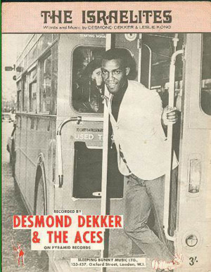 The Israelites by Desmond Dekker and The Aces is a masterpiece of ska ...