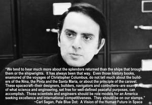 Engineering Quote of the Week - Carl Sagan
