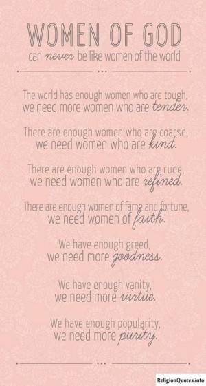 I Am A Woman Of God Quotes. QuotesGram