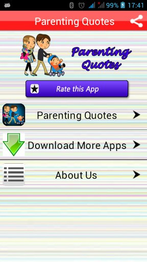 View bigger - Parenting Quotes 4 Best Parent for Android screenshot