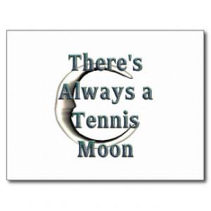 Tennis Sayings Postcards