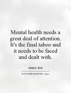 Mental Health Quotes and Sayings