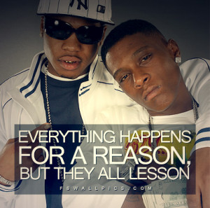 Lil Boosie Lessons Quote Picture