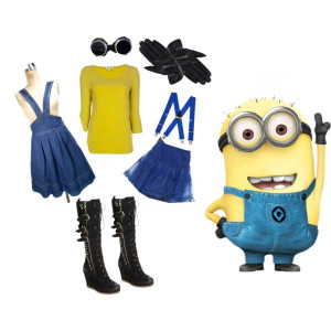 Sexy Despicable Me Minion Halloween Costume Halloween Costumes, Sexy ...