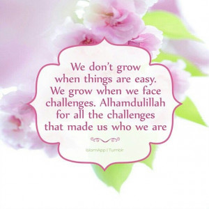 Challenges and growth Islam Quotes, Challenges, Islam Pride, Quran ...