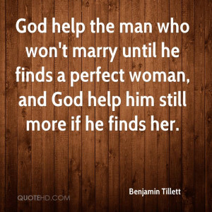 Perfect Man Quotes