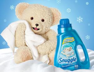 Downy Snuggle Bear #SoftSide