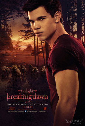 Jacob Black Poster