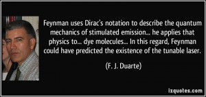 Quantum Mechanics quote #2