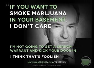 bill o reilly marijuana supporter hemp beach tv hbtv