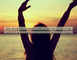Happy Girls Quotes Tumblr