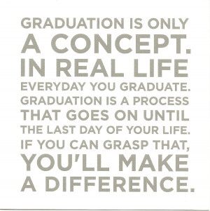 Quotes My Son Graduated From High. Son's High School Graduation Quotes ...