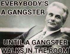 Bein' a Gangster... John Gotti More