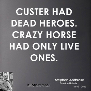 Dead Horse Quotes