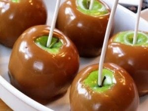 ... , Apples Recipe, Carmel Apples, Halloween Food, Crockpot Caramel