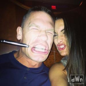 2014 John Cena And Nikki Bella