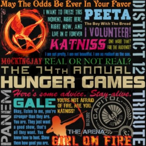 The Hunger Games Quotes I honestly think im addicted to hunger games I ...