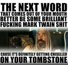 ... from the devil s rejects devil reject movi quot devils rejects quotes