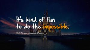 Walt Disney quot...