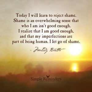 ... by melody beattie today i will learn to reject shame by melody beattie